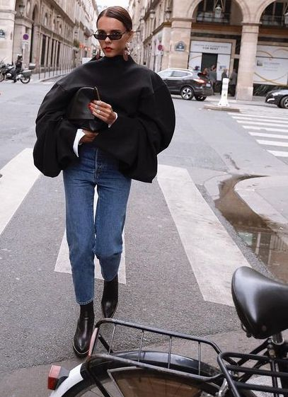 Modelos de blusas pretas